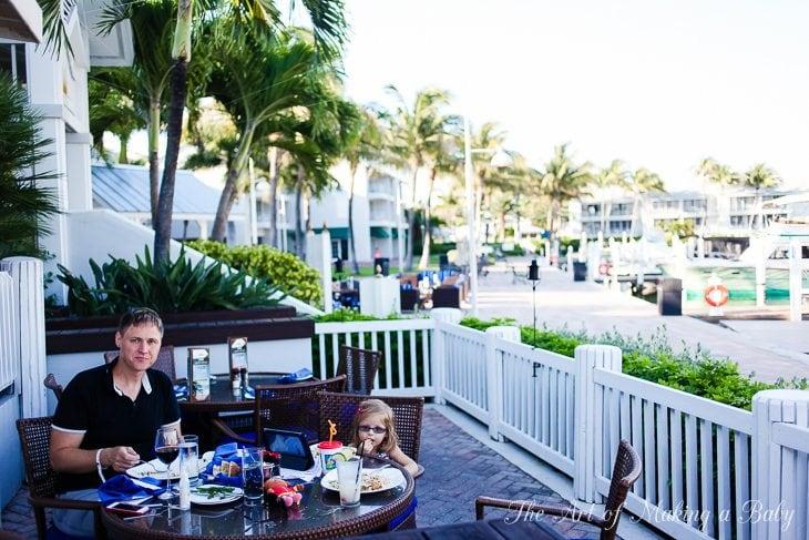 South Seas Resort Getaway: Day 1