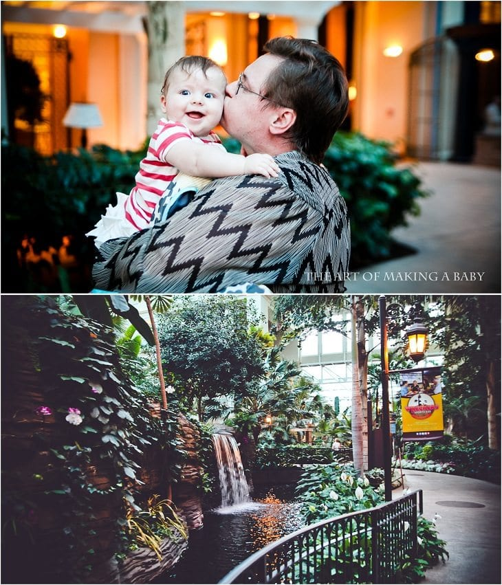 Gaylord Palms: Alexis' First Trip To Orlando – Part I