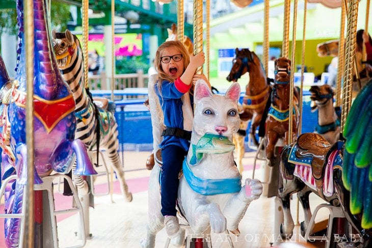 5  Things Your Preschooler Will Love At The Mall Of America
