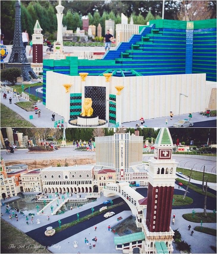 Legoland  Trip For Christmas