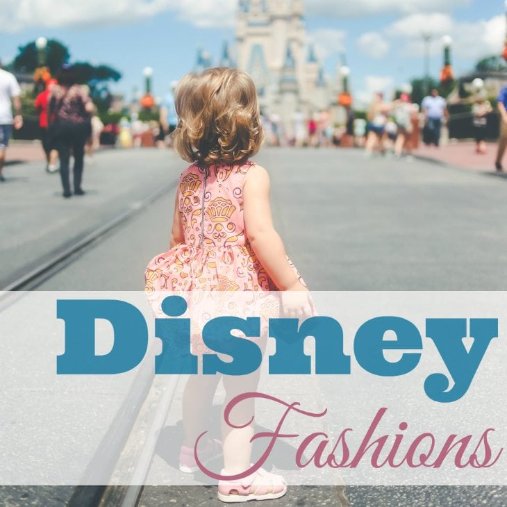 Disney Fashions Part I