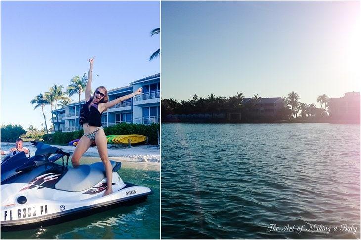 South Seas Getaway Day 2: Jet Skis, Beach And Fun