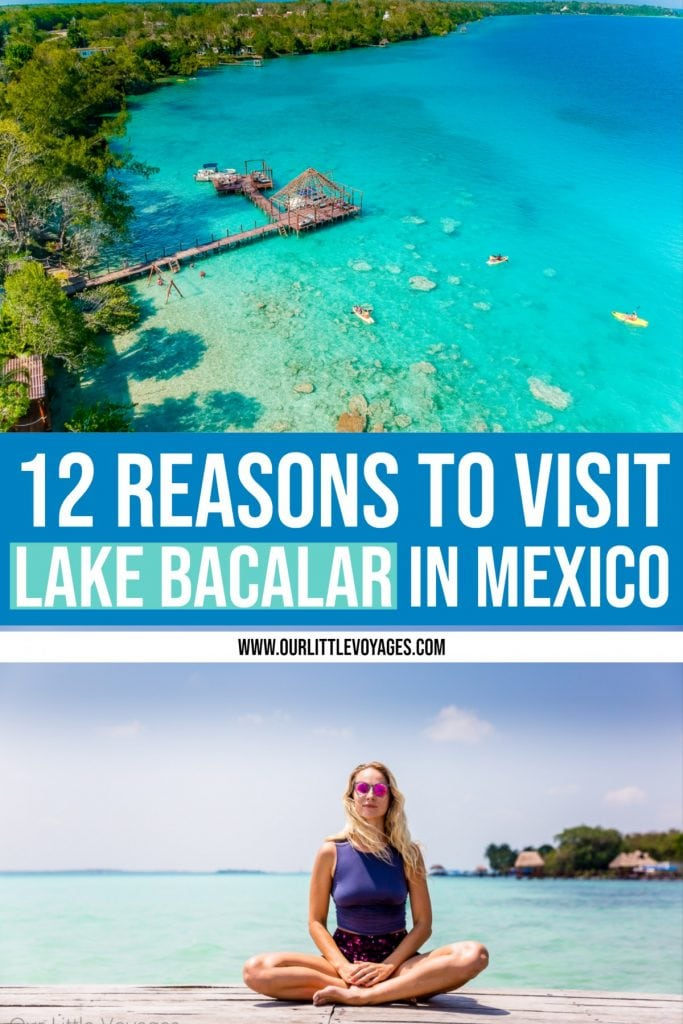 11 Reasons To Visit Lake Bacalar Next Time You're In Mexico