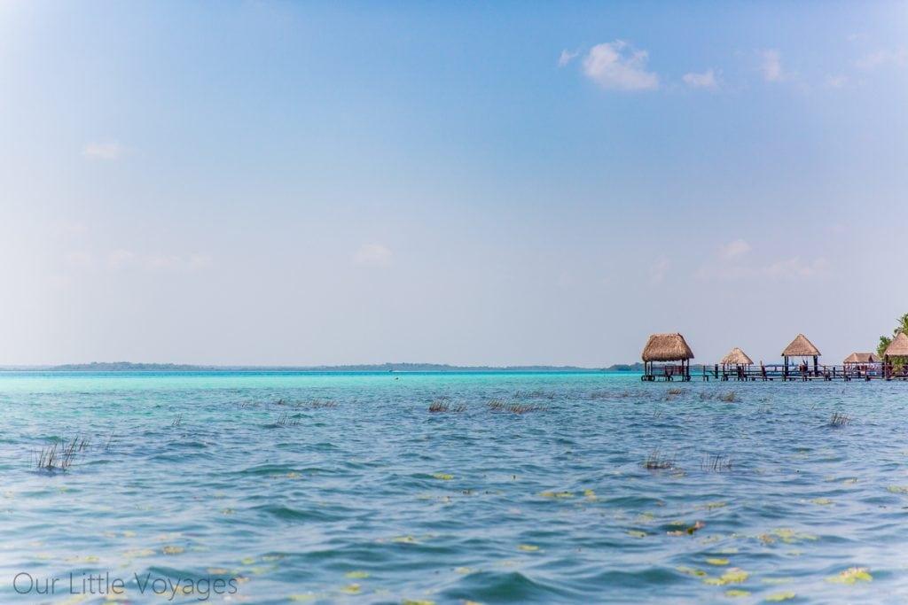 Bacalar, Lake Of 7 Colors
